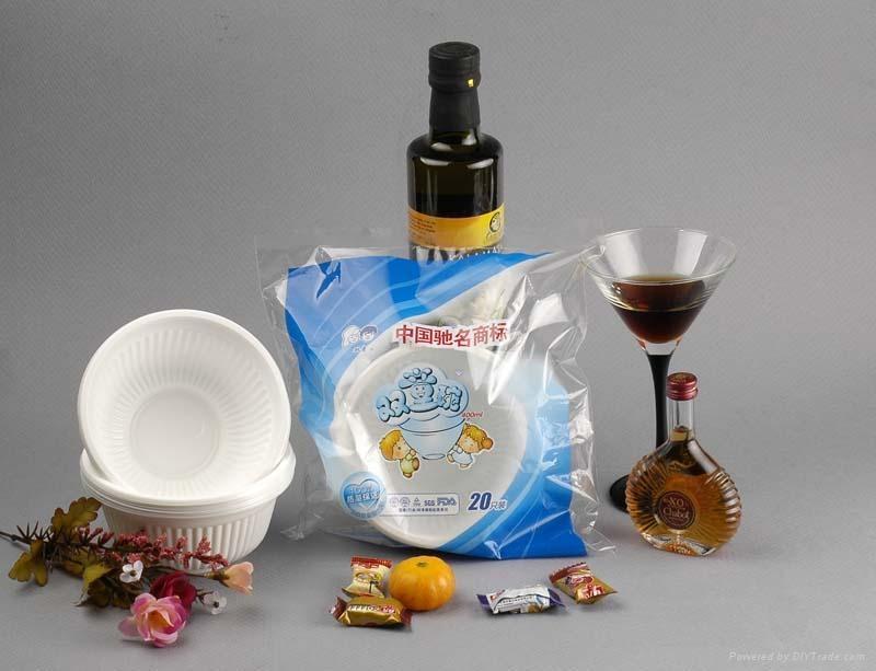 disposable bowel  plastic bowel   400ml 345ml 1