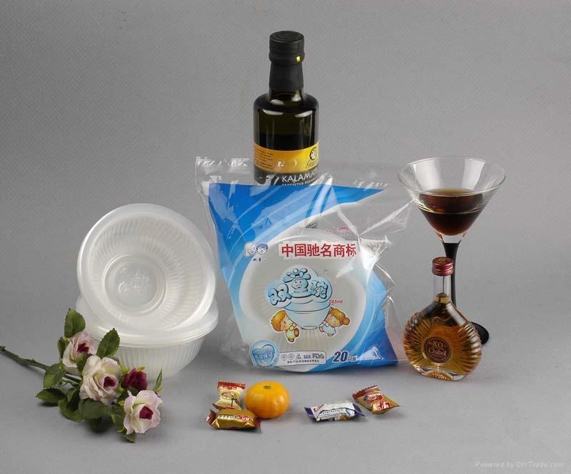 disposable bowel  plastic bowel   400ml 345ml 3