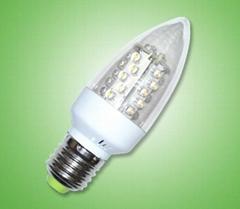 1.5W LED Ball Bulb
