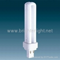 Plug-in compact fluorescent tube 2-4pin plug-in energy saving lamp