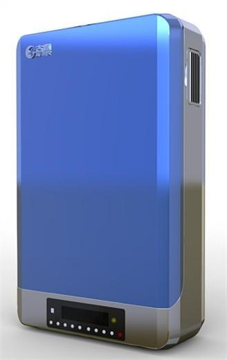 包头古耐房屋新风换气机系统 1