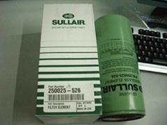 250025-526壽力空壓機油過濾器