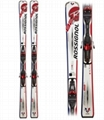 Salomon Origins Topaz Womens Skis with Z10 Ti Lightrak