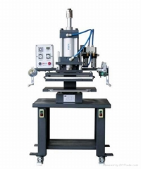 PNEUMATIC HOT STAMPING MACHINE