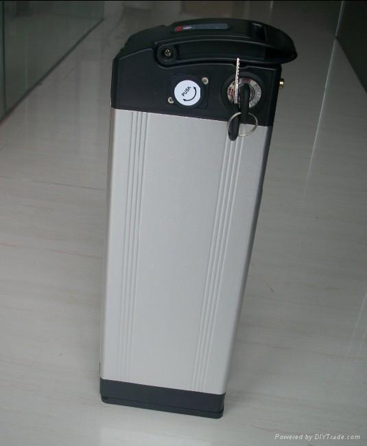 电动自行车用36V10Ah磷酸铁锂电池 1