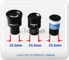 UCMOS02000KPA USB Microscope Camera w/ Eyepiece Adaptor