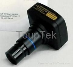 UCMOS08000KPA USB Microscope Camera w/ Eyepiece Adaptor