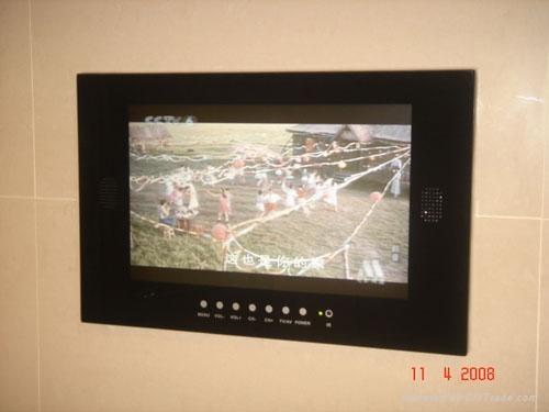 32英寸浴室超大防水液晶电视机 1