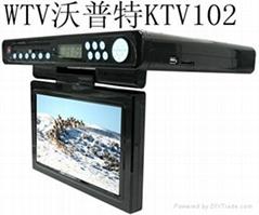 10英寸厨房多功能电视机