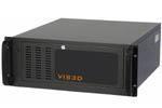 Vis3D-XGA 曲面校正融合機
