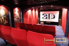 3D立體數字影院系統