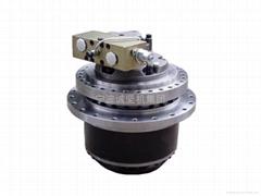 ASK20系列混凝土搅拌车液压系统
