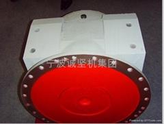 16方意大利APH112混凝土搅拌车液压系统