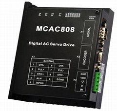 MCAC808全数字交流伺服驱动器