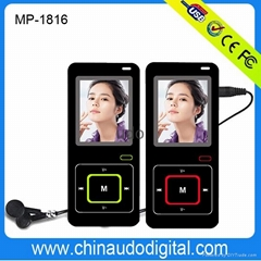 1.8'' TFT screen mp4 player