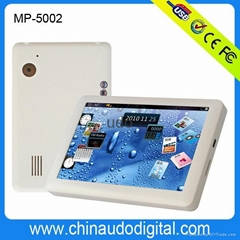 5'' HD TouchScreen PMP&DV Camera MP4