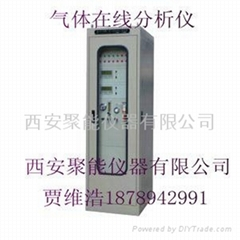 高炉喷煤氧含量气分析仪