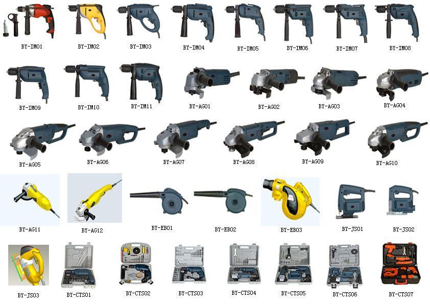 What Are The Different Types Of Power Tools: Umar Farooq Belting