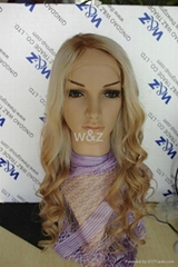 cheap beauty top sale stock guaratee silk top full lace wigs