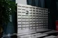 不锈钢电子智能信报箱安全柜
