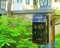 不锈钢高级别墅单体信报箱