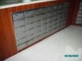 不锈钢嵌入式信报箱