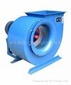 排风系统抽风机加工安装