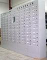 不锈钢商场超市电子储存安全柜