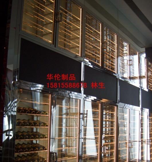 深圳不锈钢恒温红酒柜 3
