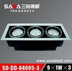 高檔LED斗膽燈