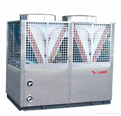 Air cooled water chiller and heat pump(hot water)