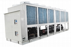 Air cooled water chiller-200TR