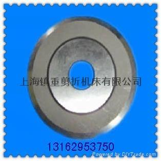 不鏽鋼圓刀片 4