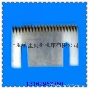 包裝機齒形刀片 3