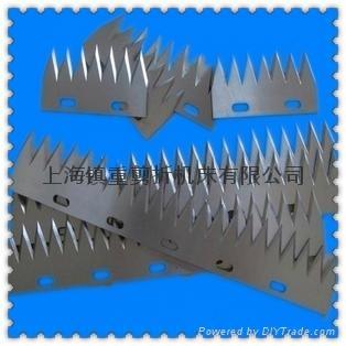 包裝機齒形刀片 4