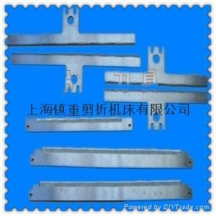 包裝機齒形刀片 5