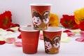 Exquisite paper cups