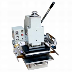 Manual - Flat Hot Stamping Machine