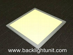 Laser light guide plate for LED panel light 300*300