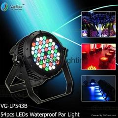 54pcs High Power LED Par Light(IP67)