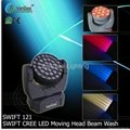 SWIFT LED Moving Head Beam Color Wash Light