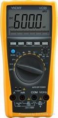 3 6/7 Auto range digital multimeter