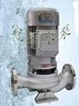 GDF不锈钢耐腐蚀管道式离心泵