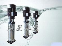 QDLF/CDLF不鏽鋼輕型立式多級清水離心泵