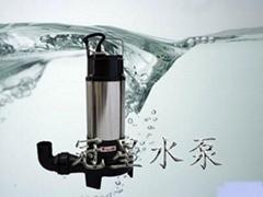 WQ(QW)无堵塞立式潜水排污泵
