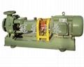 IHF型氟塑料耐酸碱化工离心泵