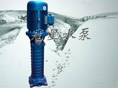 VMP(R)型立式多级冷热水离心泵