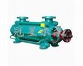 新D/DG型锅炉热水多级离心泵