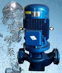 GD型管道式熱水離心泵