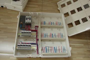 玻璃鋼電表箱 3